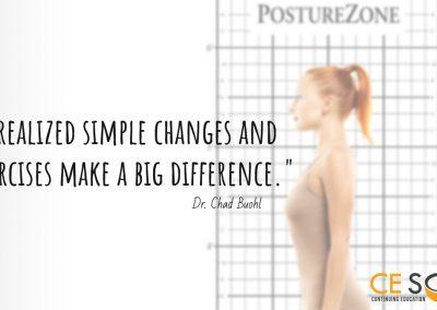 posture education
